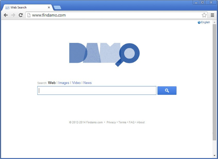 Damo Web Search