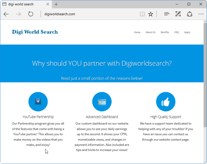 Digiworldsearch Media Manager