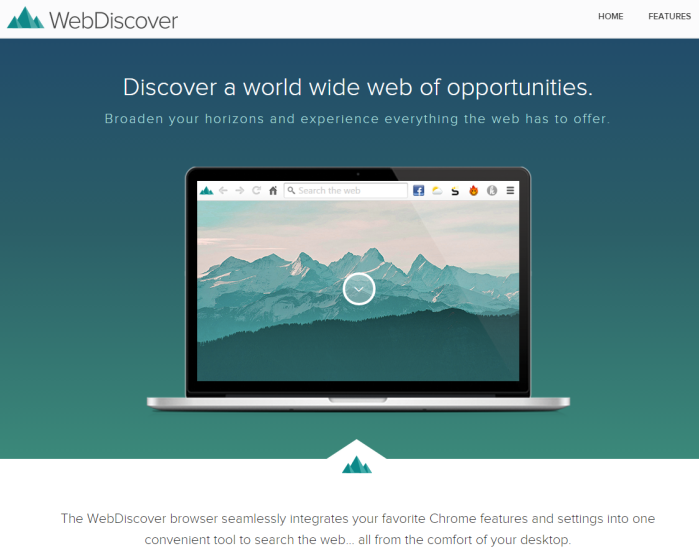 Discover Browser