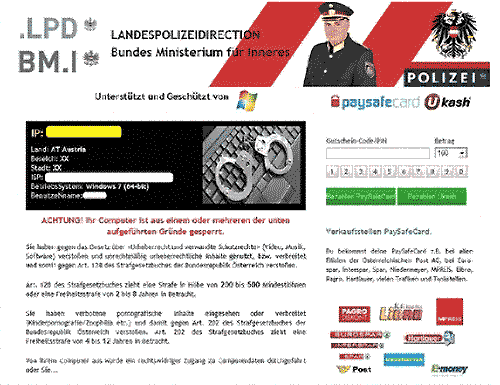 Landespolizeidirection Virus