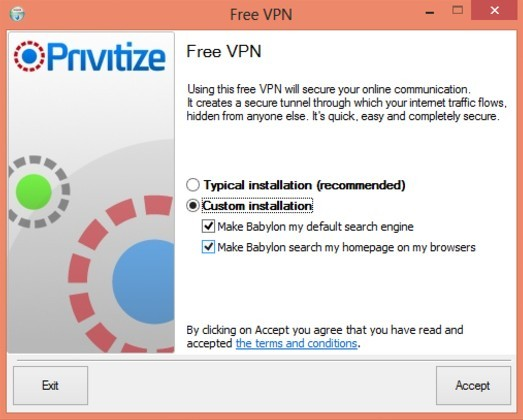 PrivitizeVPN
