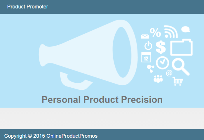 Product Promoter