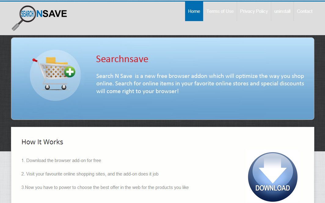 SearchNSave