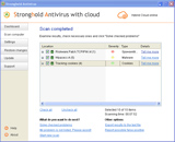 Stronghold Antivirus (Screenshot 3)