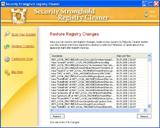 Registry Cleaner (Screenshot 2)