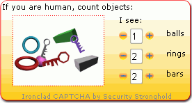 Ironclad CAPTCHA скриншот 6